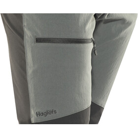 Haglöfs Rugged Flex Hose Herren magnetite/true black